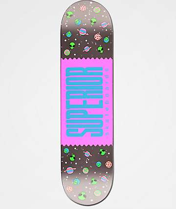 "Superior Spaced Logo Wrap 8.0"" tabla de skate"