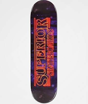"Superior Stranger Boards 8.0"" tabla de skate"