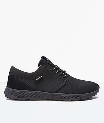 Supra Hammer Run Black Shoes