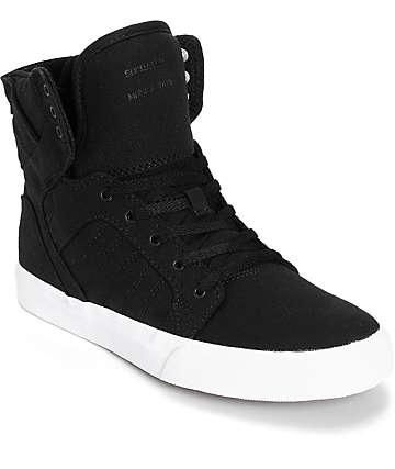 Supra Kids Skytop Skate Shoes