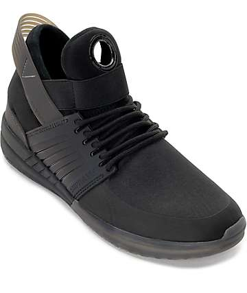 Supra Skytop V Black Shoes