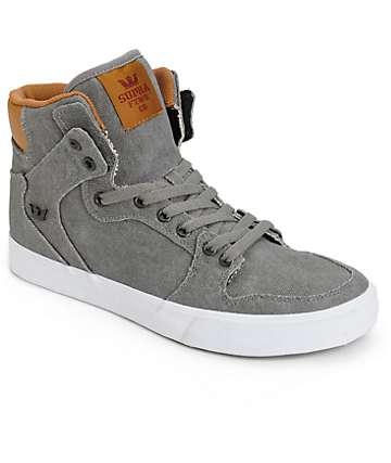 Supra Vaider zapatos de skate de lona