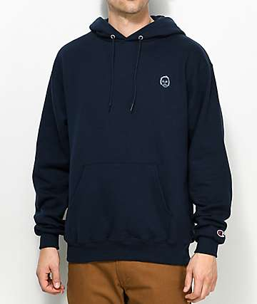 Sweatshirt By Earl Sweatshirt Premium 2 Navy Hoodie