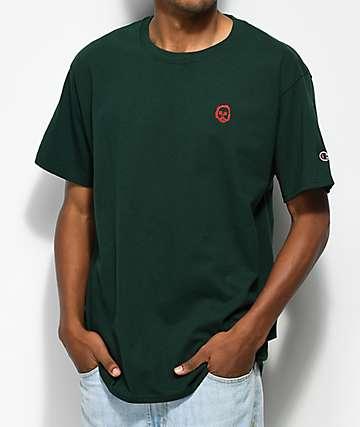 Sweatshirt by Earl Sweatshirt Earl Premium Forest Green T-Shirt