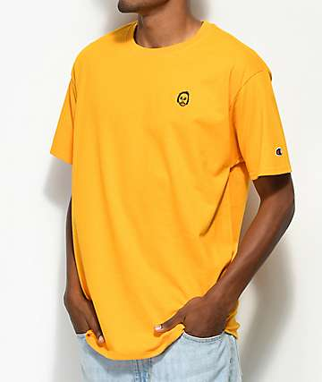 Sweatshirt by Earl Sweatshirt Earl Premium camiseta en color amarillo