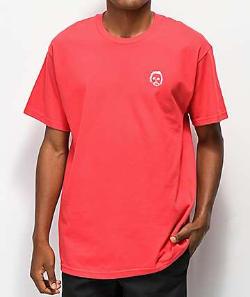 Sweatshirt by Earl Sweatshirt Embroidered Face Paprika T-Shirt