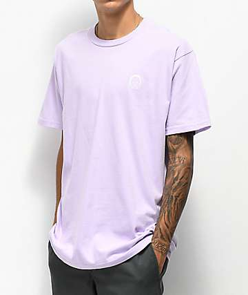Sweatshirt by Earl Sweatshirt Embroidered Purple T-Shirt