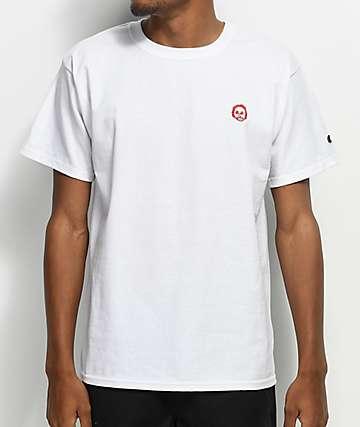 Sweatshirt by Earl Sweatshirt Premium 2 White & Red T-Shirt