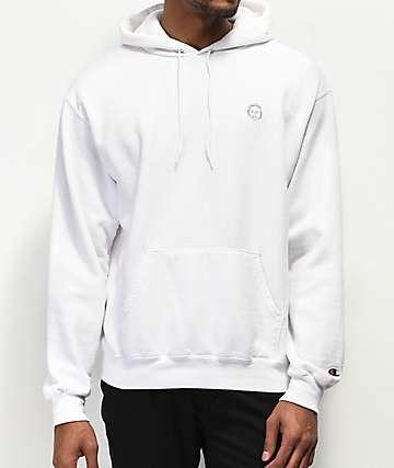 Sweatshirt by Earl Sweatshirt Premium 2 White Hoodie