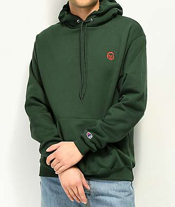 Sweatshirt by Earl Sweatshirt Premium Green Hoodie