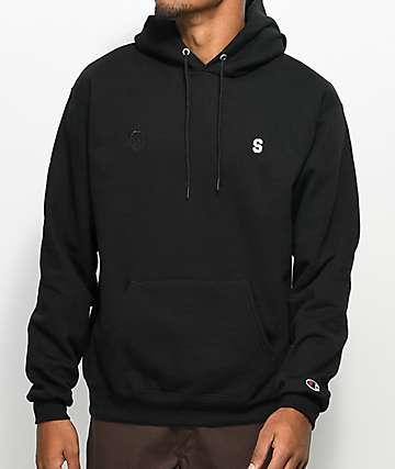 Sweatshirt by Earl Sweatshirt S Premium Black Hoodie