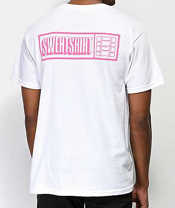 Sweatshirt by Earl Sweatshirt S2 White T-Shirt
