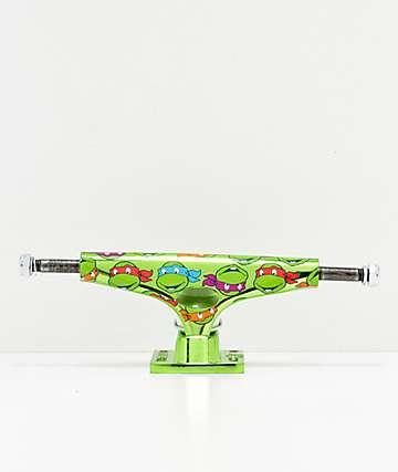 """TMNT x Krux 8.0"""" Metallic Green Skateboard Truck"""