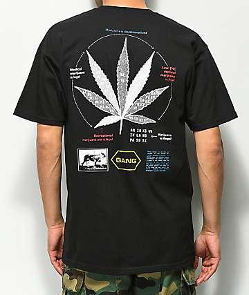 Taylor Gang Legalities camiseta negra