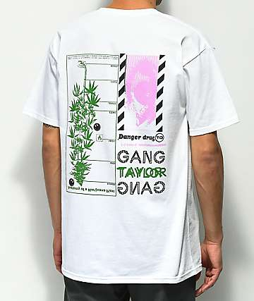 Taylor Gang THC Levels White T-Shirt
