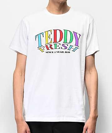 7c7058ab2 Teddy Fresh Gimmie White T-Shirt