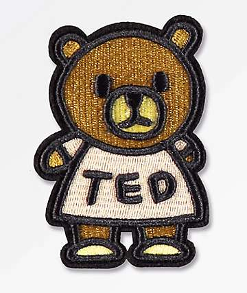 Teddy Fresh Standing Patch