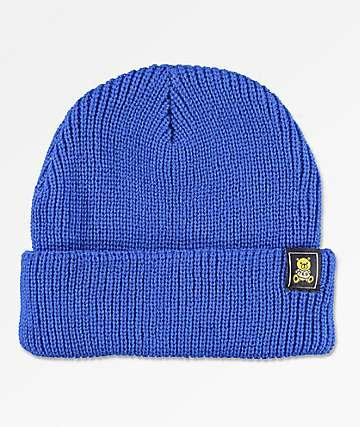 Teddy Fresh Ted Logo gorro azul