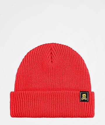 Teddy Fresh Ted Logo gorro rojo