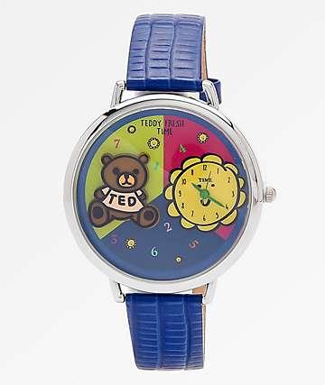 Teddy Fresh Time reloj analógico