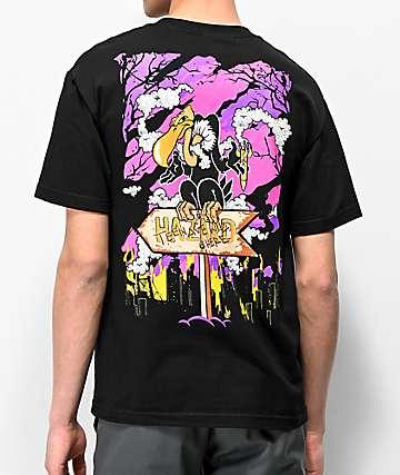 6563b4805 Teenage Feelin Great Black T-Shirt