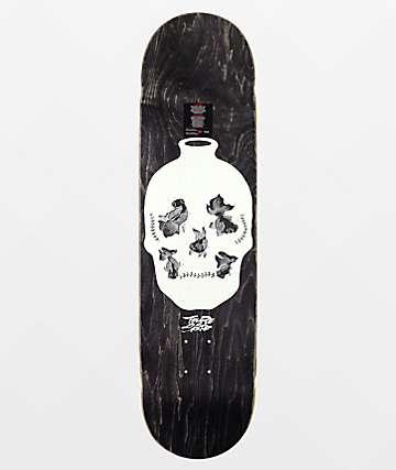 "Temple Of Skate Fish Bowl 8.25"" Skateboard Deck"