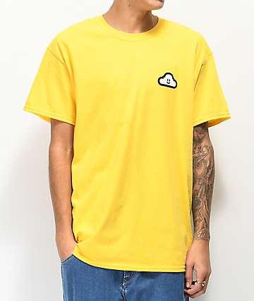 Thank You Cloudy Gold T-Shirt