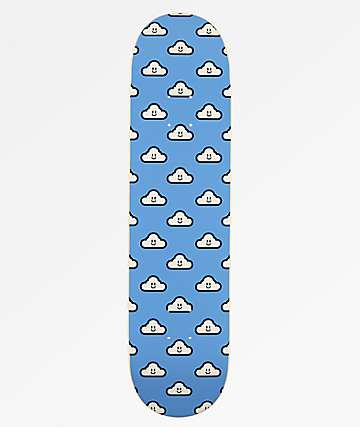 "Thank You Good Clouds 7.75"" Skateboard Deck"