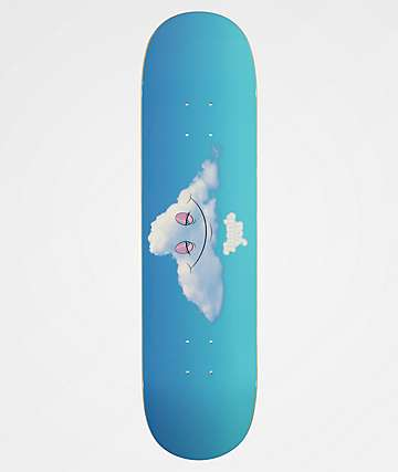 "Thank You Head In The Clouds 8.0"" tabla de skate"