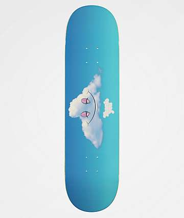 "Thank You Head In The Clouds 8.25"" Skateboard Deck"