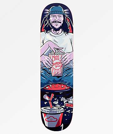 "Thank You Pudwill Date Night 8.0"" tabla de skate"