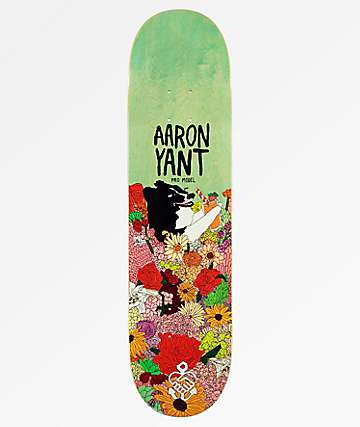 "The Friend Ship Aaron Yant 8.0"" Skateboard Deck"