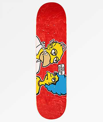 The Friend Ship Ryan Gallant Pro 8.25 Skateboard Deck