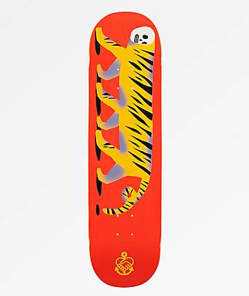 "The Friend Ship Tiger 8.38"" Skateboard Deck"