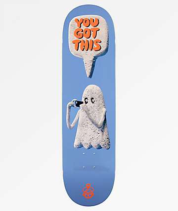 The Friend Ship You Got This 8.5 Skateboard Deck