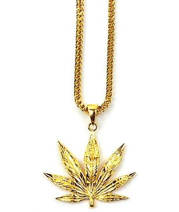 The Gold Gods 4 20 Necklace