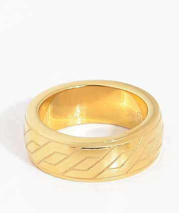 The Gold Gods Midas Gold Ring