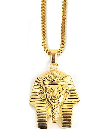 The Gold Gods collar Pharoah de oro