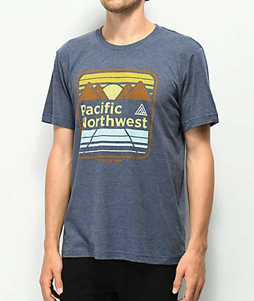 The Great PNW Bittner Navy T-Shirt