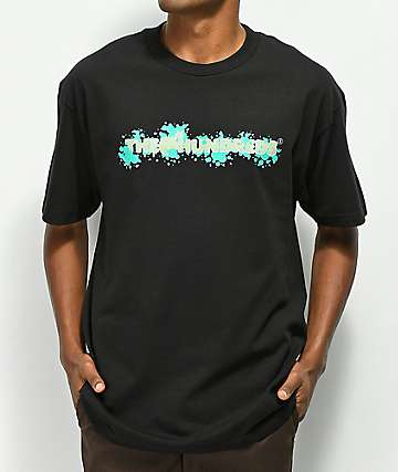 The Hundreds Bubble Bar Black T-Shirt