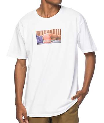 The Hundreds Charlotte White T-Shirt