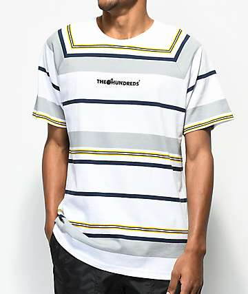The Hundreds Clove White T-Shirt