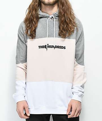 The Hundreds Coropus sudadera gris con capucha