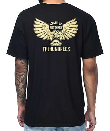 The Hundreds Cycle Black T-Shirt