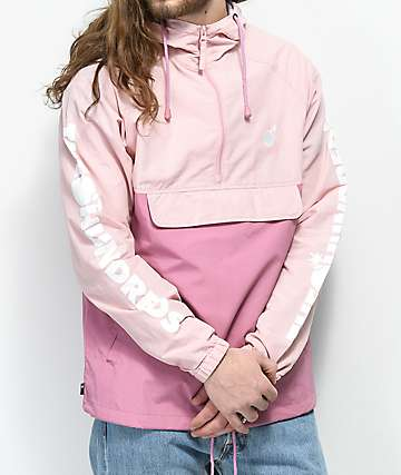 The Hundreds Dell 2 chaqueta anorak en rosa