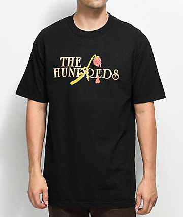 The Hundreds Drought Black T-Shirt