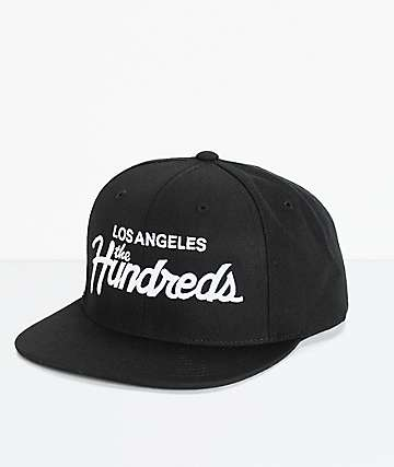 bd7905fe30 The Hundreds Forever Team Snapback Hat