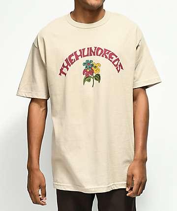 The Hundreds Generation camiseta beige