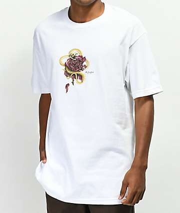 The Hundreds Love White T-Shirt