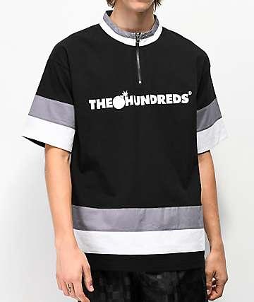 The Hundreds Maxon camiseta de punto negro